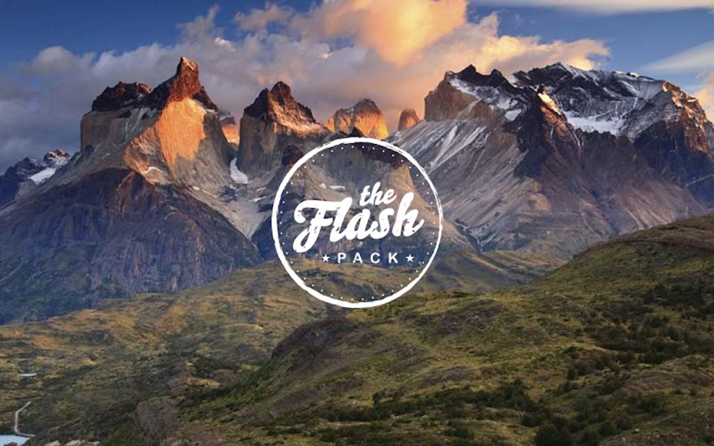 Flash Pack Adventure Travel