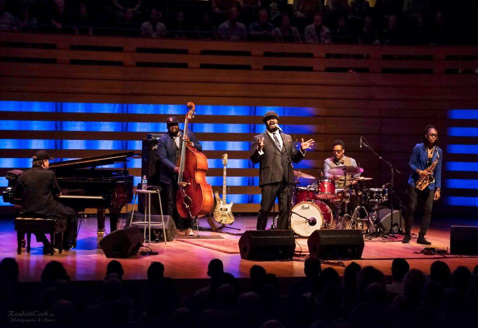Escena del Festival de Jazz de Toronto