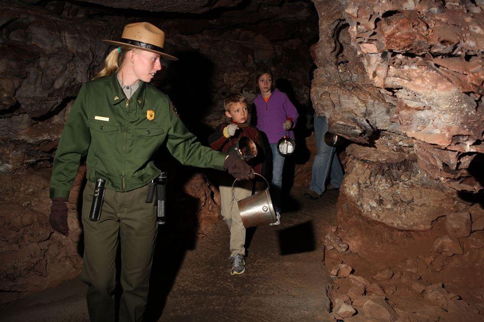 Oregon Caves National Monument & Preserve tour
