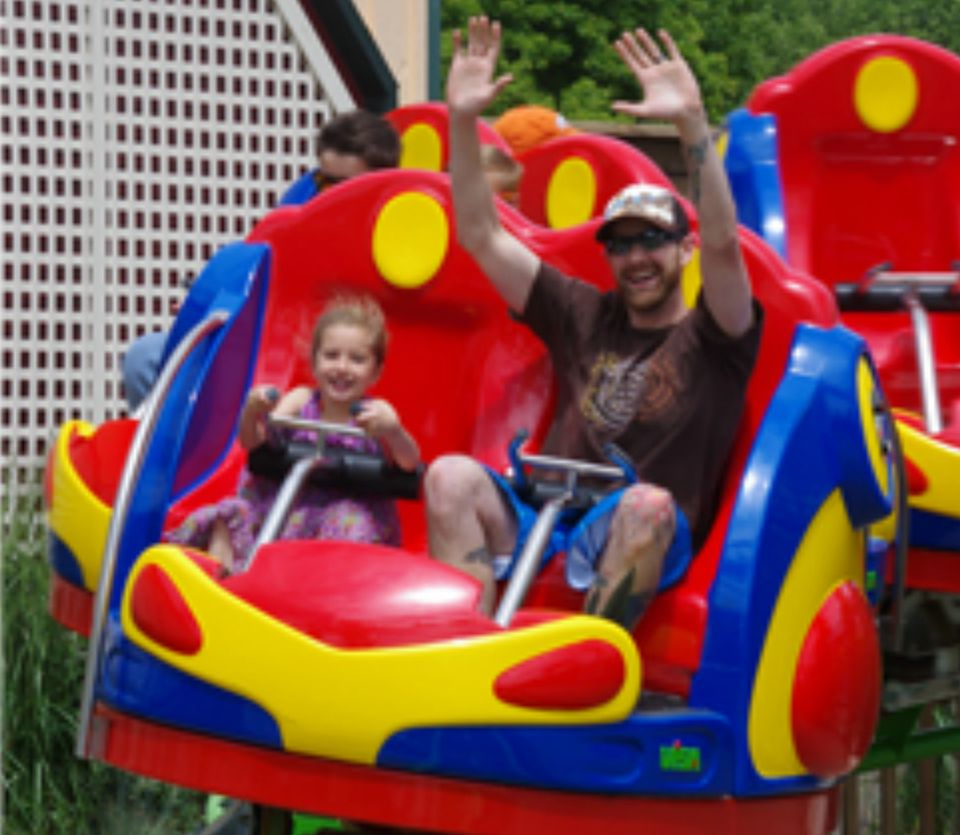 Best New Theme Park Attractions for Little Kids