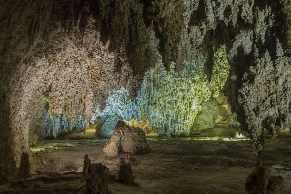 Carlsbad Caverns, Carlsbad, New Mexico