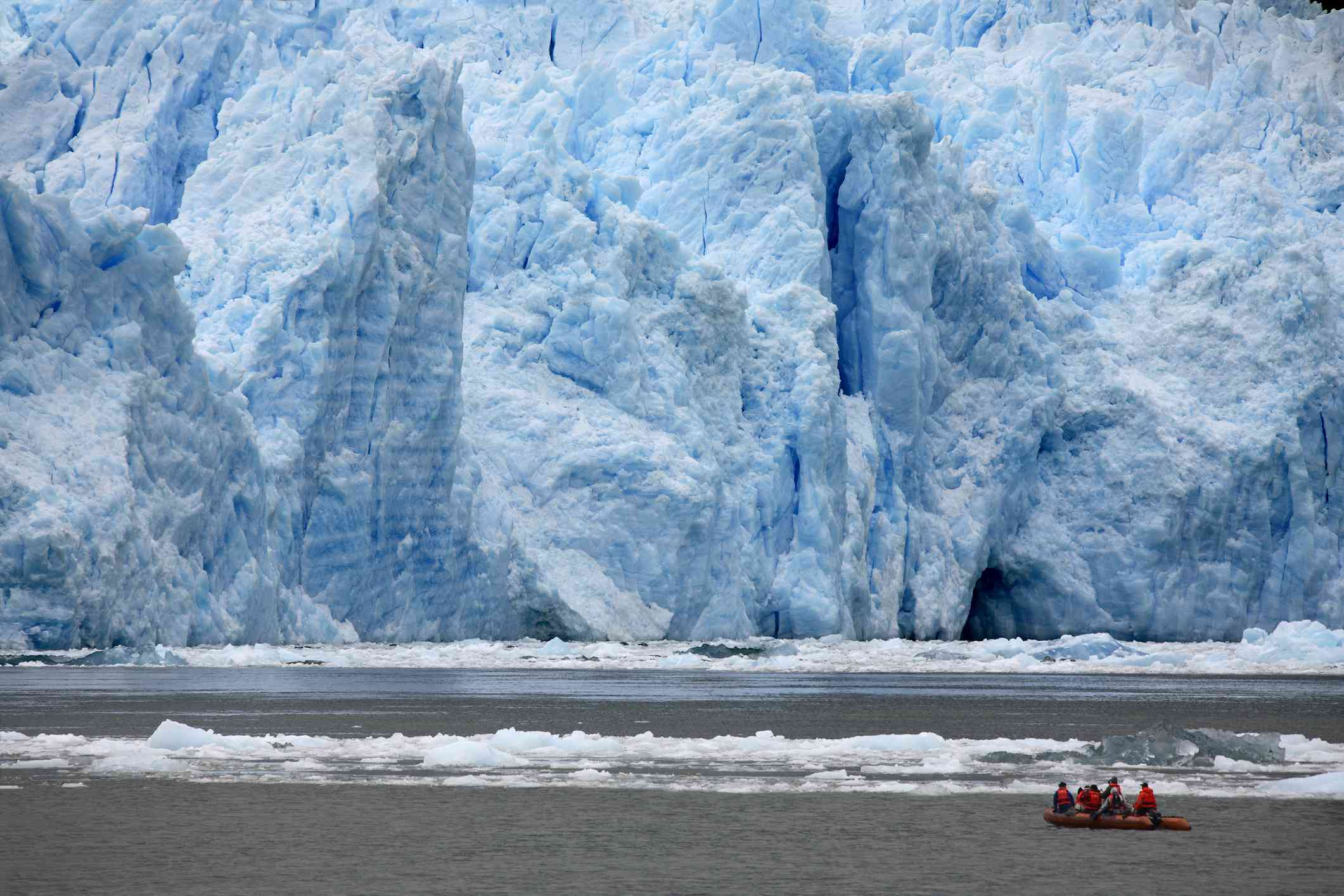 San Rafael Glacier
