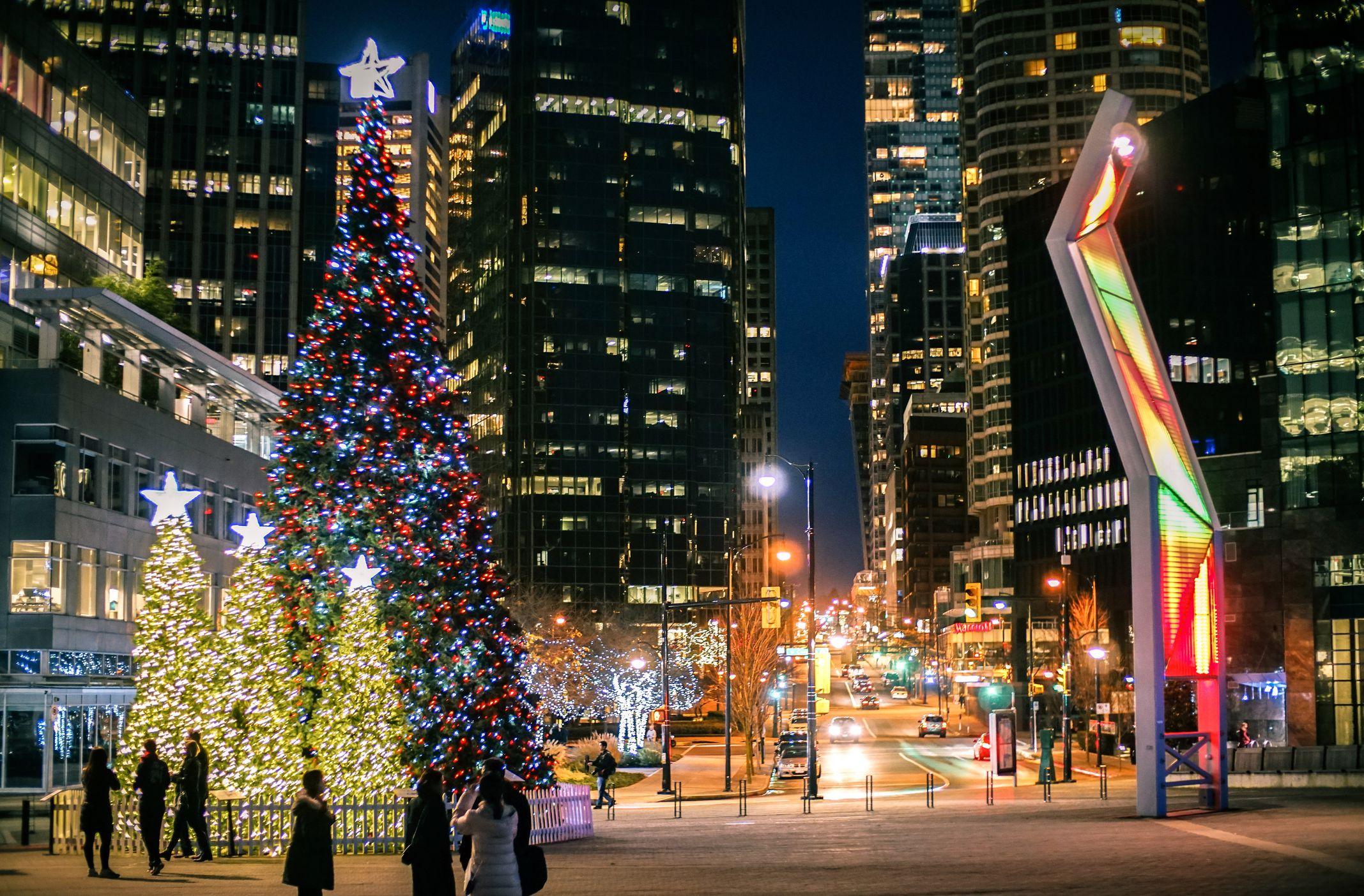 Free Things to Do for Christmas in Vancouver