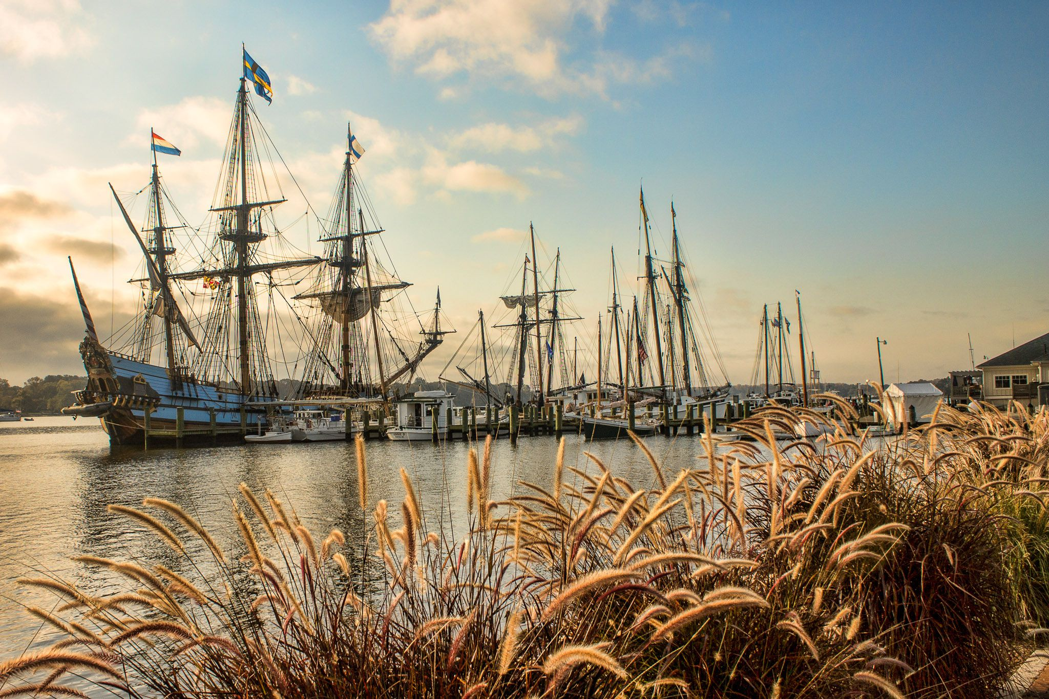 20 Great Small Towns To Explore Near Washington Dc Parts Of A Tall Ship For Pinterest