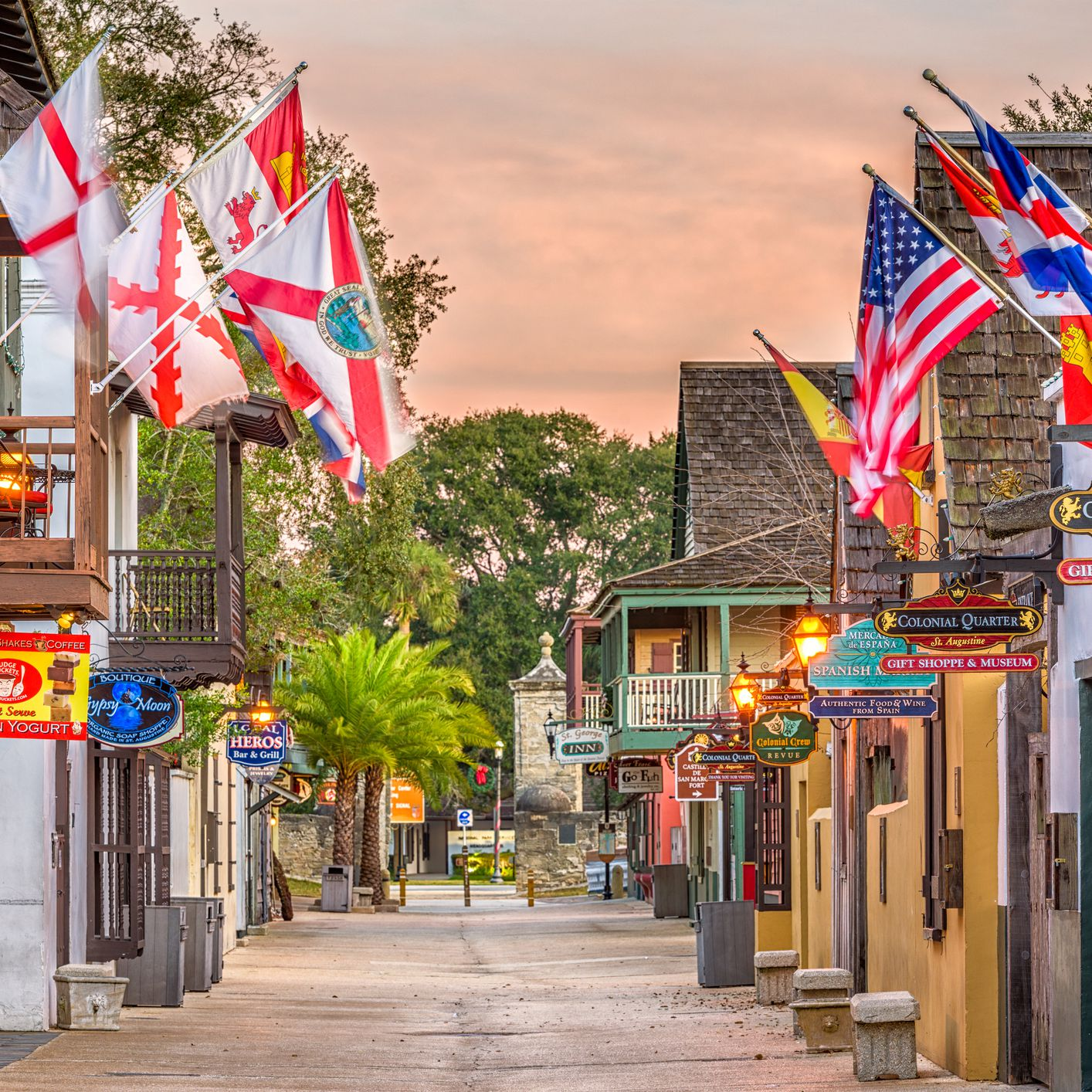 The Top 14 Things to Do in St. Augustine