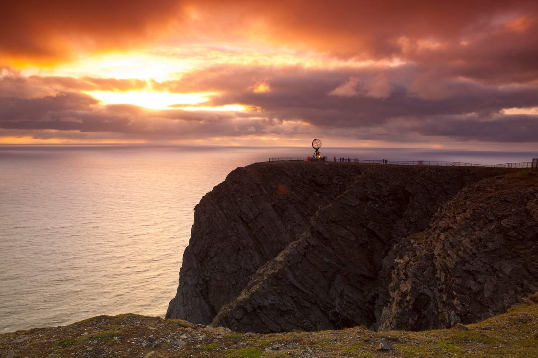 Cabo Norte de Noruega