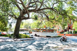 Forsyth Park, Savannah, GA