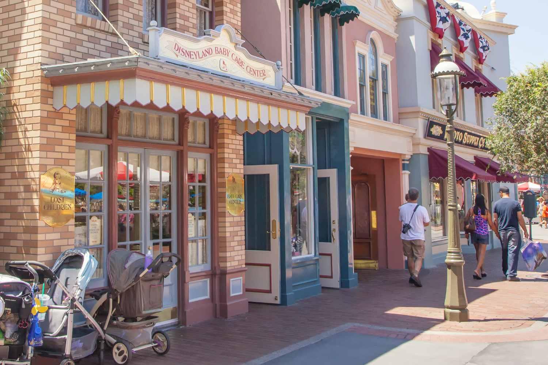 Baby Care Center at Disneyland
