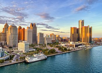 Detroit, Motor City