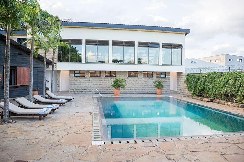 Aero Club of East Africa pool