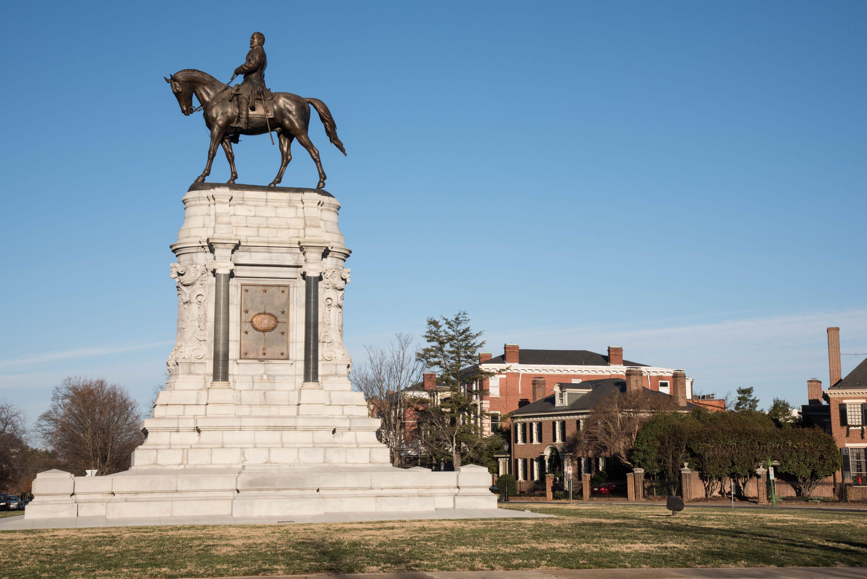 Estado ecuestre del general Robert E Lee, Richmond , Virginia