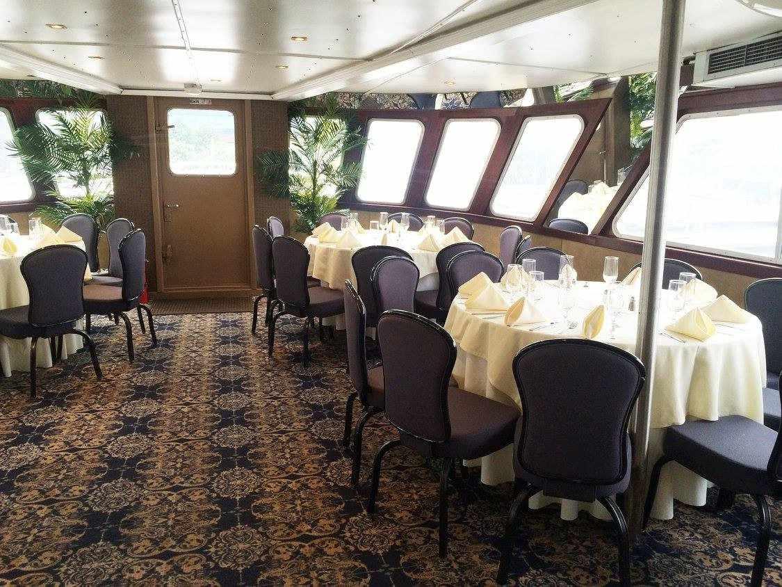 Lady Liberty Cruises Dining Room