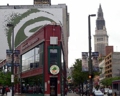Winking Lizard Cleveland Ohio