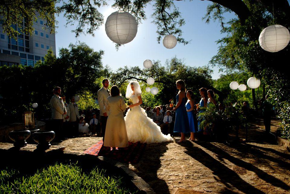 Best Wedding Venues In Austin Texas