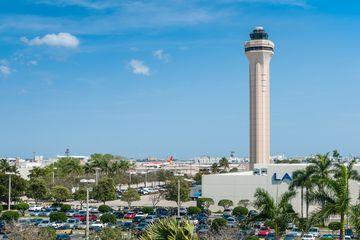 Miami Air Traffic Control Tower