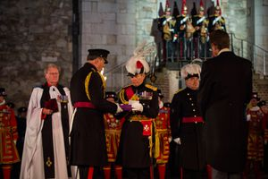 Ceremony of the Keys tower of london