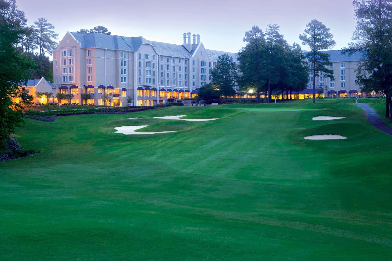 Duke Golf Club Washington Duke Inn & Golf Club