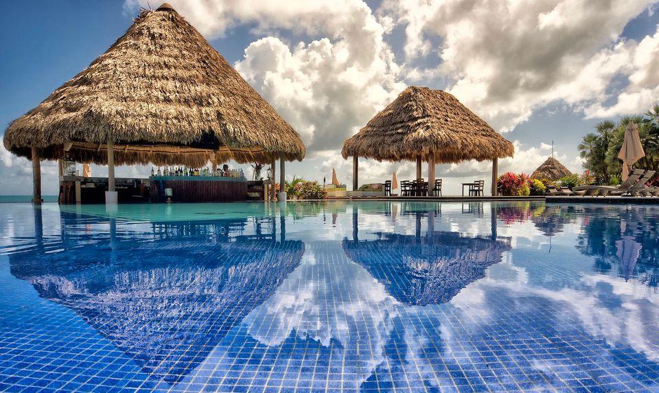 Belize Ocean Club luxury beach resort