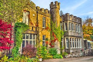 Augill Castle UK