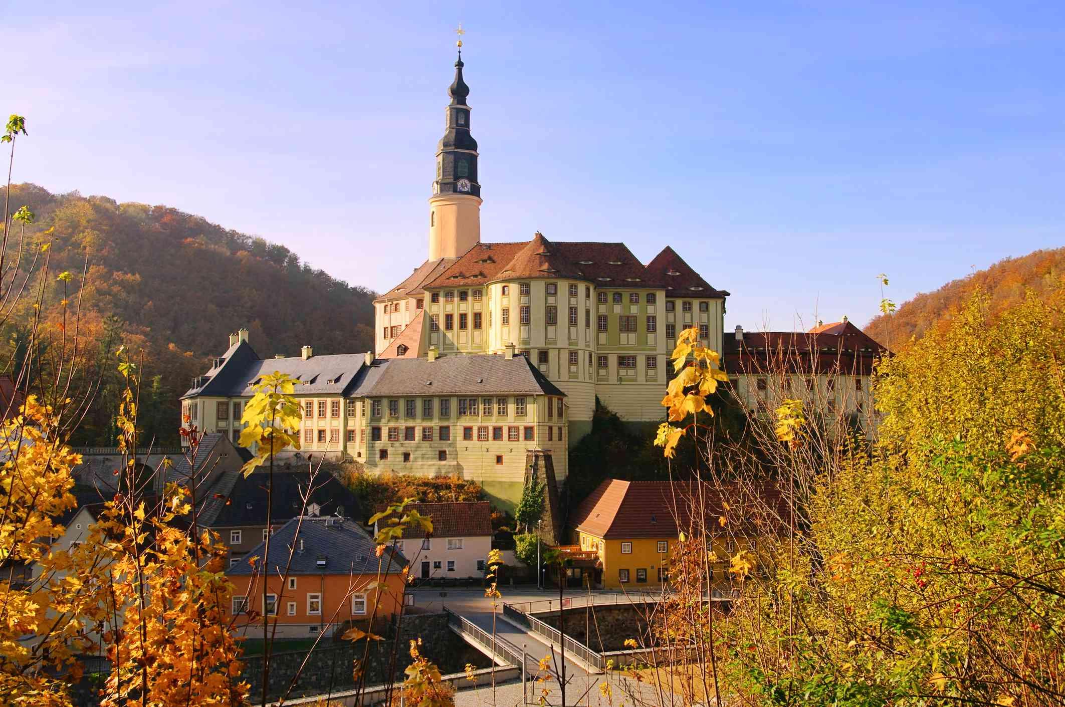 Weesenstein Castle