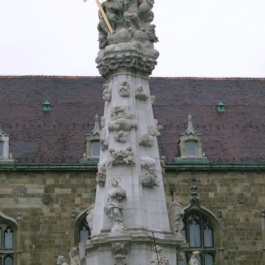 Budapest Castle District Monument