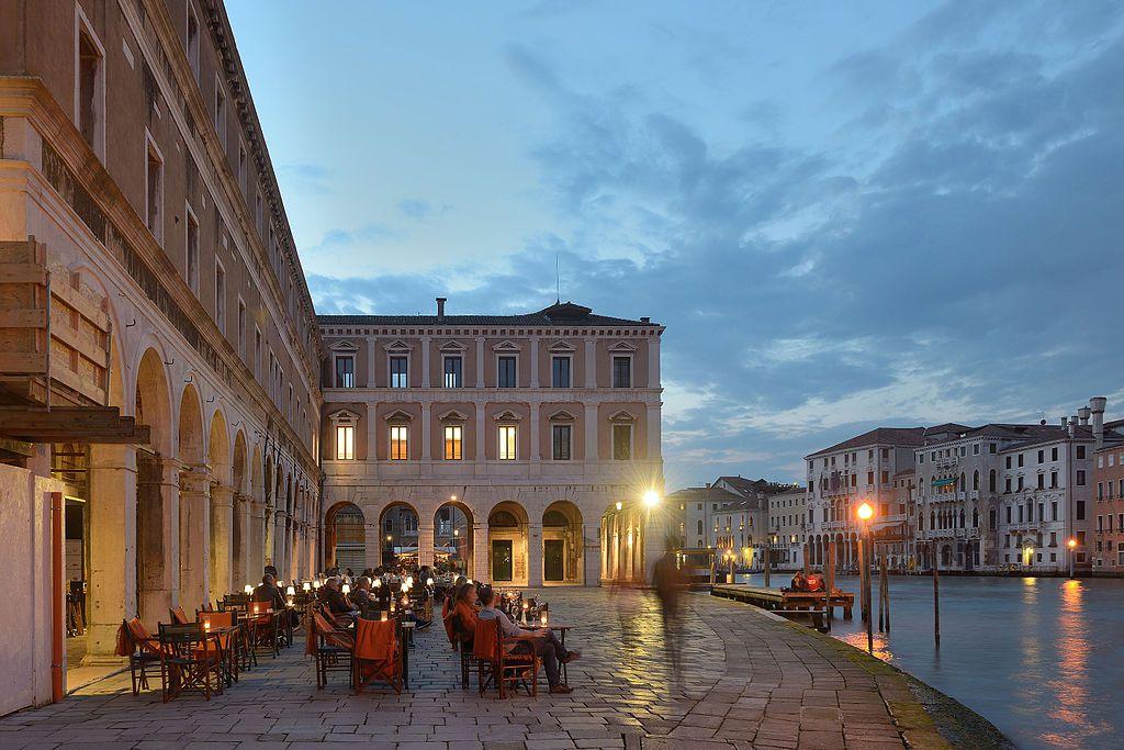 Fondamenta vin Castello Venezia