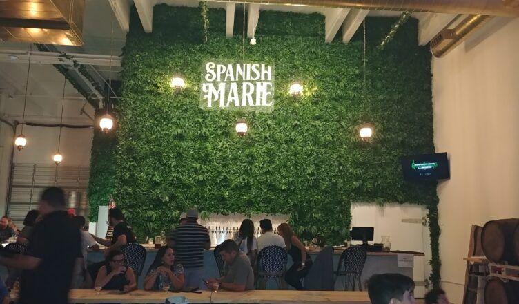 Spanish Marie