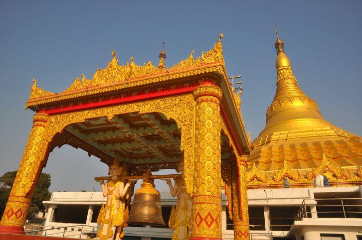 Global Pagoda, Mumbai.