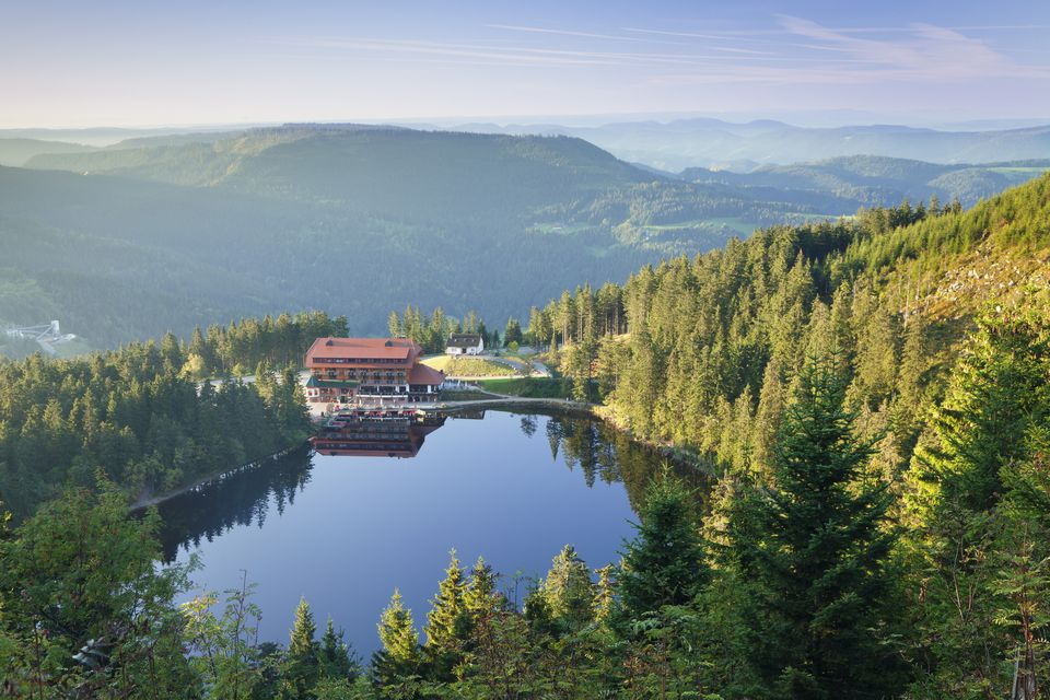 Black Forest Mummelsee