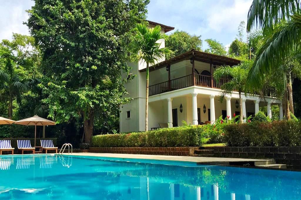 The Villa Goa and Villa Jardim, Assagao