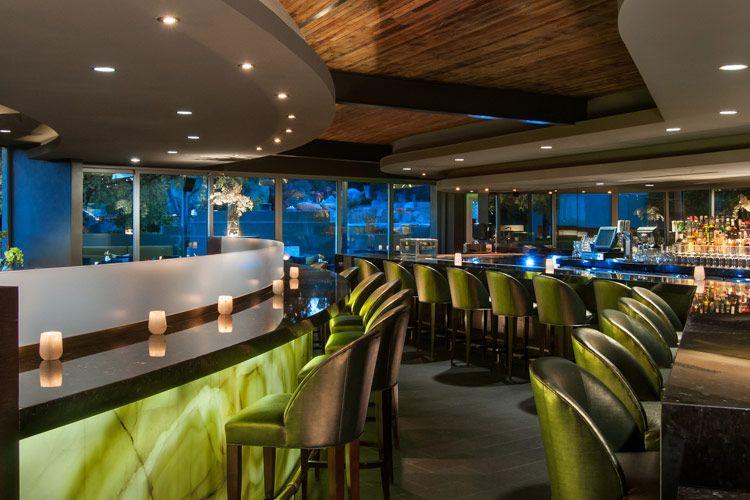 jade bar at the Sanctuary Camelback Mountain