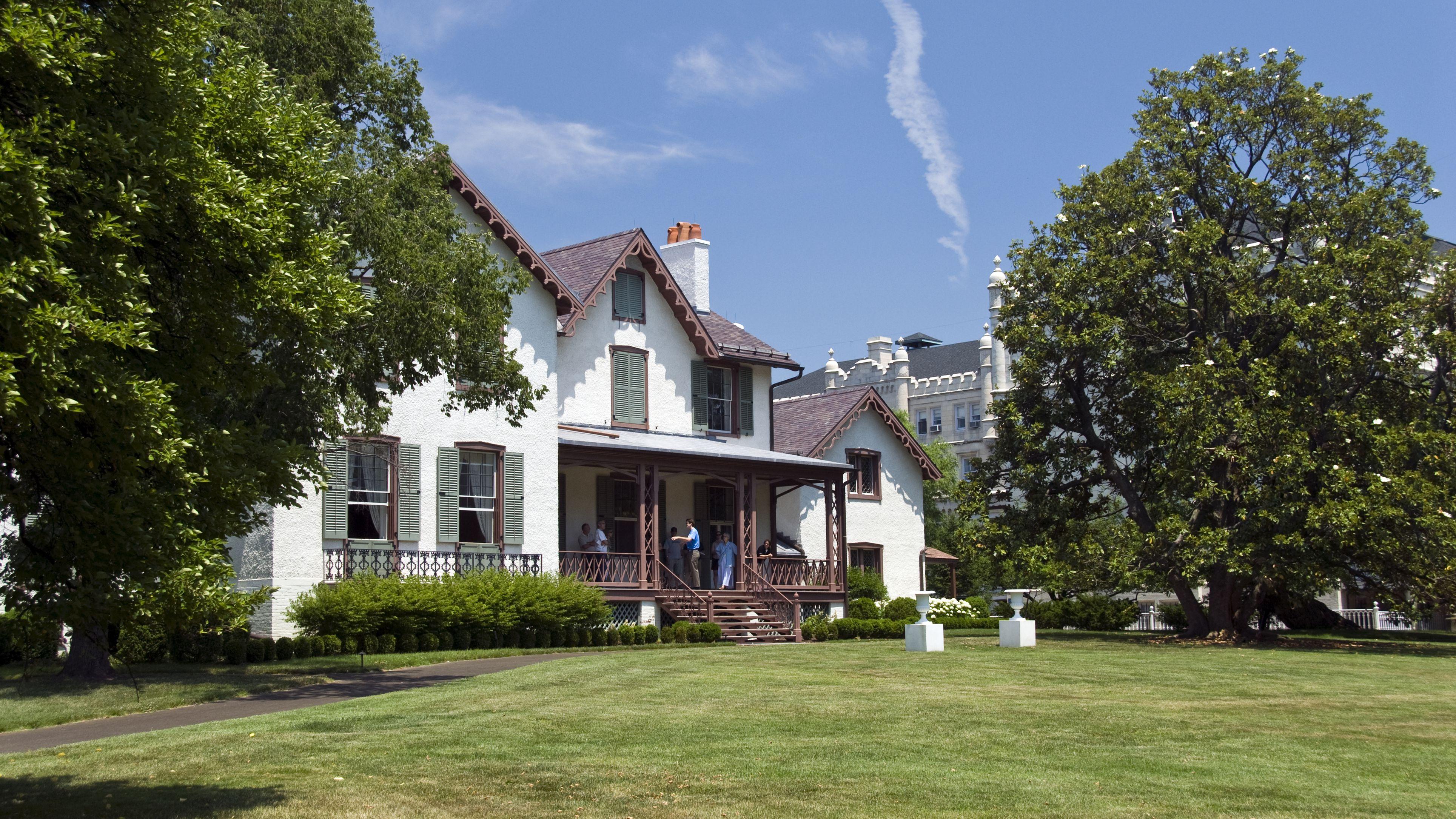 Prime President Lincolns Cottage In Washington Dc Download Free Architecture Designs Barepgrimeyleaguecom