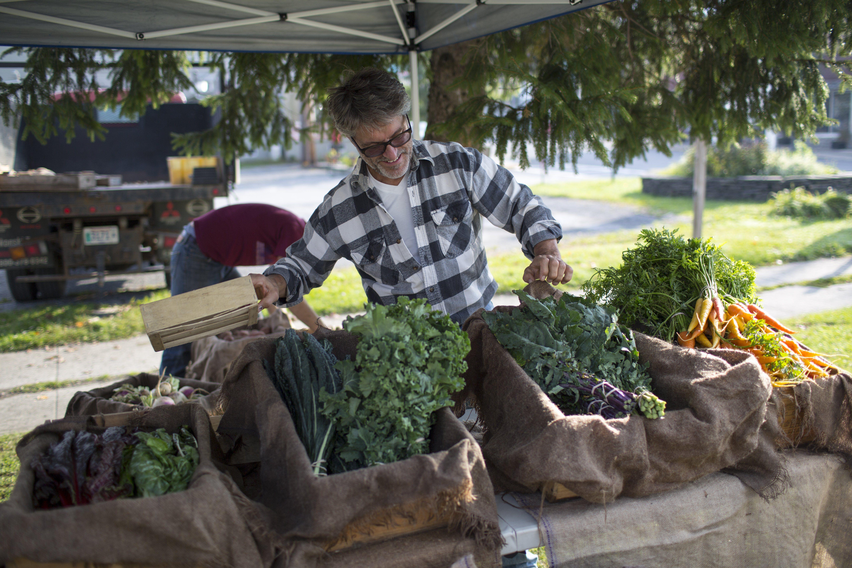Hudson Valley Farmer's Market