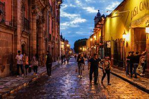 San Miguel de Allende, Guanajuato, Mexico - A Mexican Magical Town