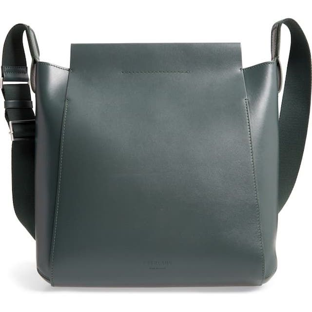 The Form Leather Crossbody Bag