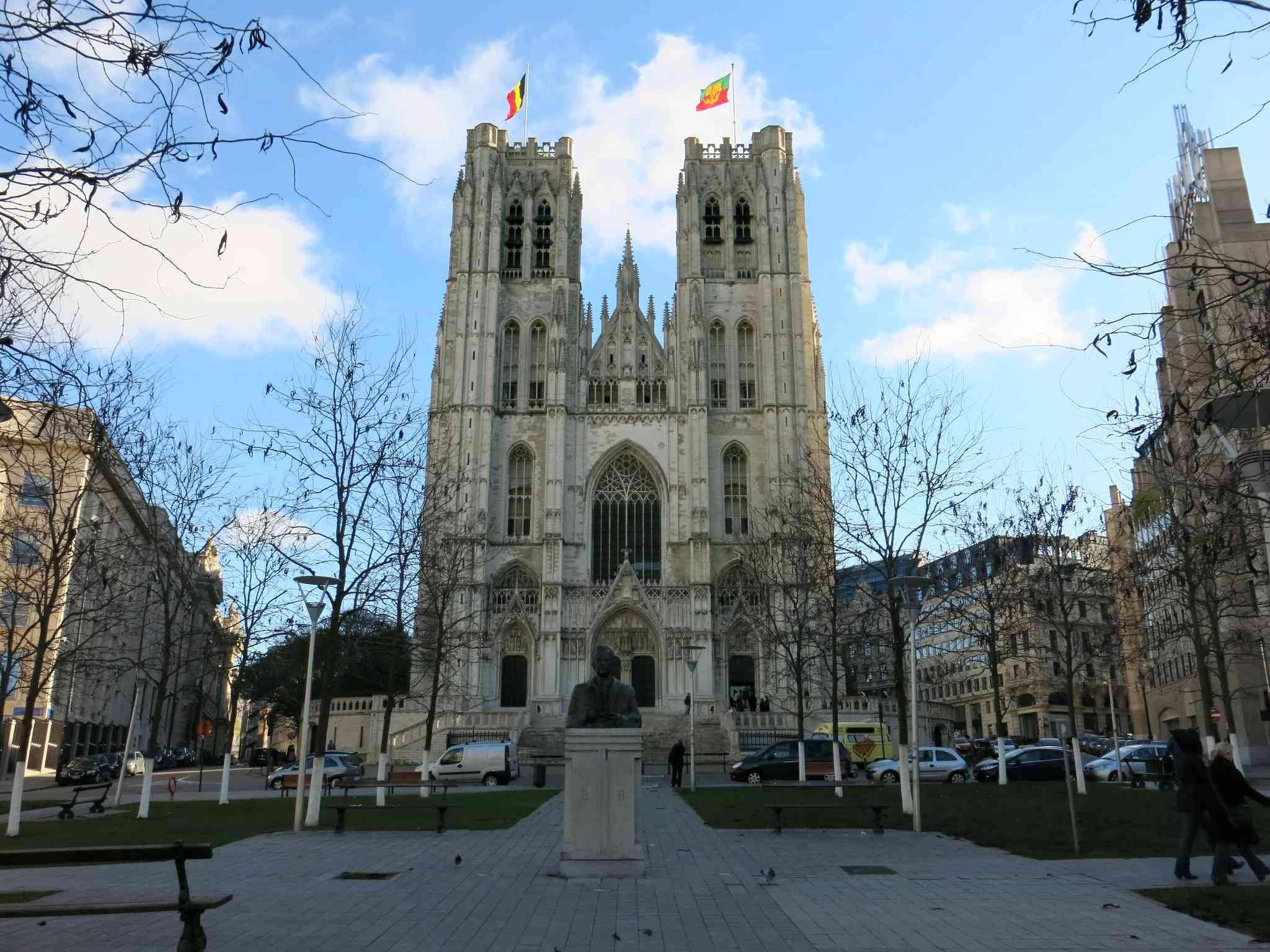 Catedral de San Miguel y Santa Gudula
