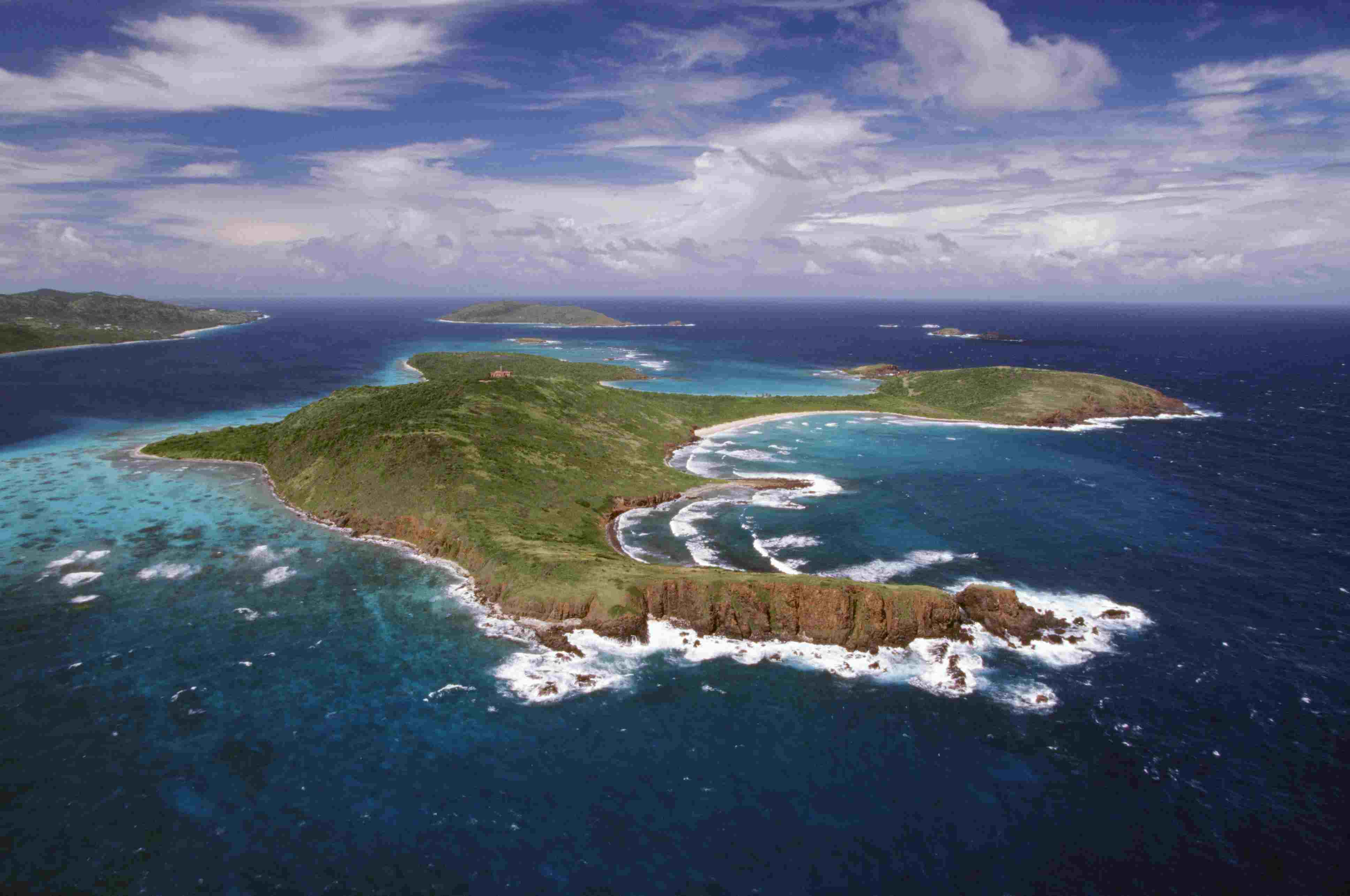 Island of Culebrita