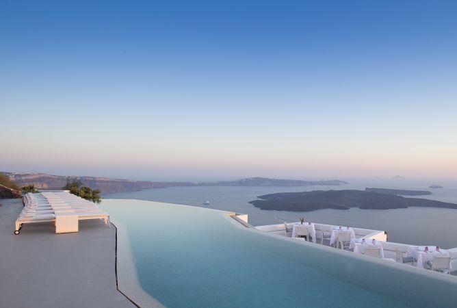 infinity pools. Grace Hotel Infinity Pool Pools