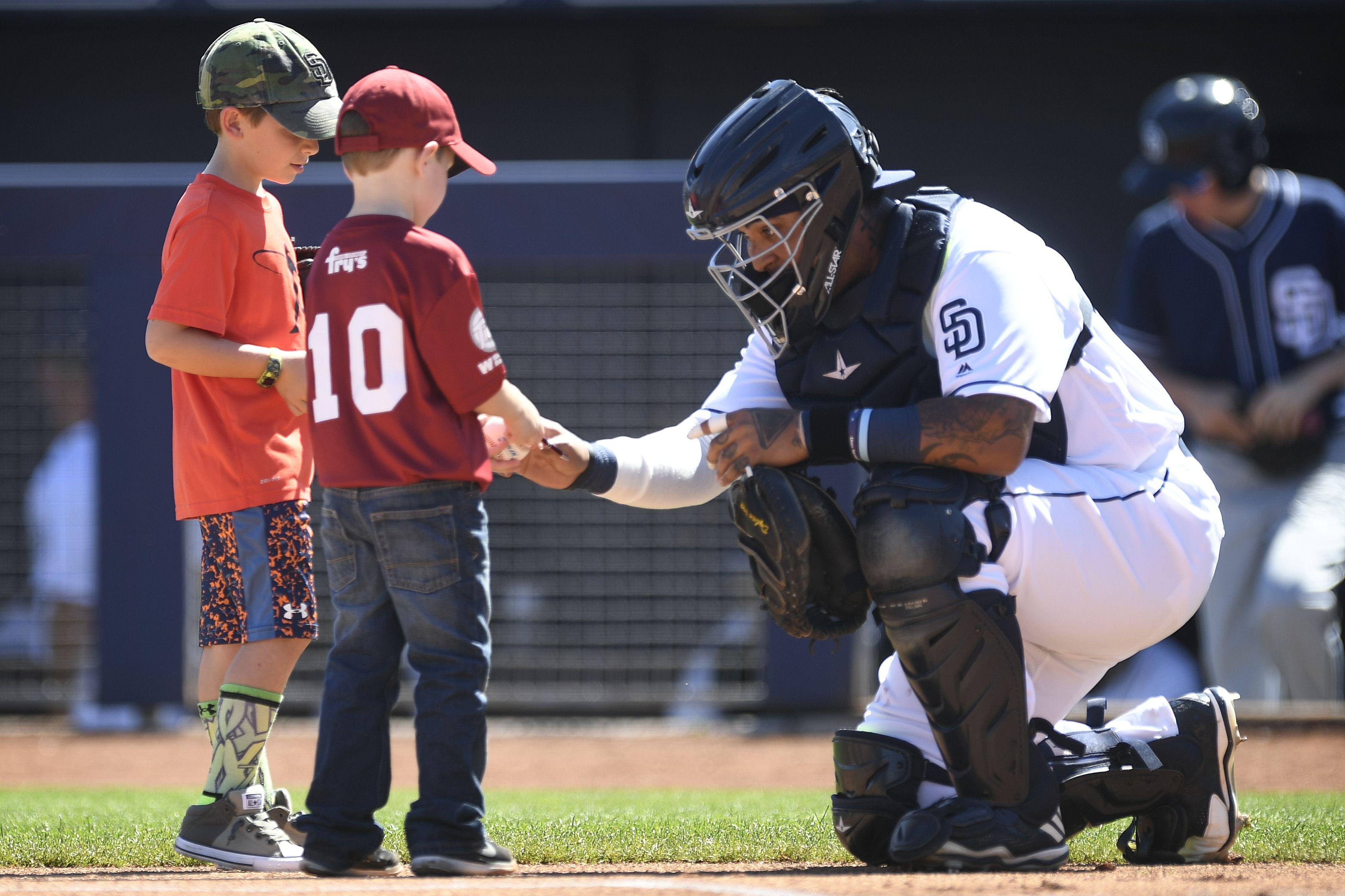 Cleveland Indians v San Diego Padres
