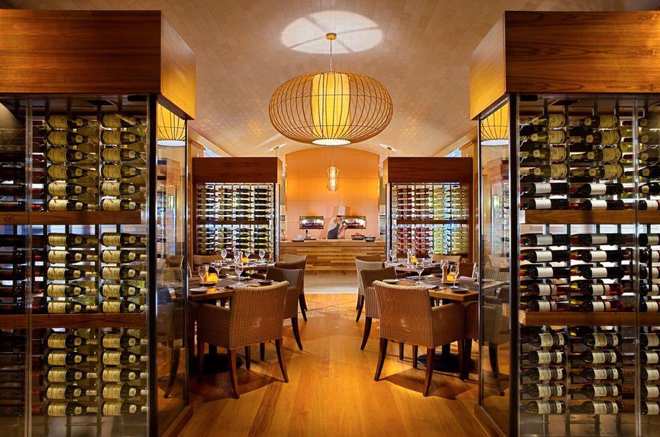 Medi restaurant at the Hyatt Regency Curacao resort.