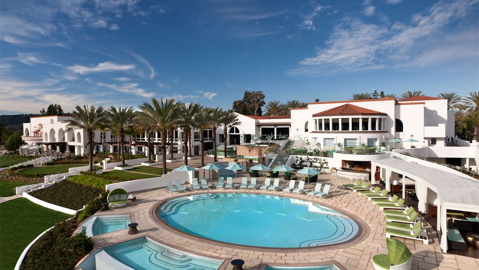 Omni La Costa Resort & Spa was the first resort spa -- and still a great example.