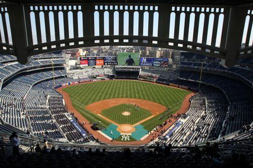 Entrenamiento de los Yankees de Nueva York