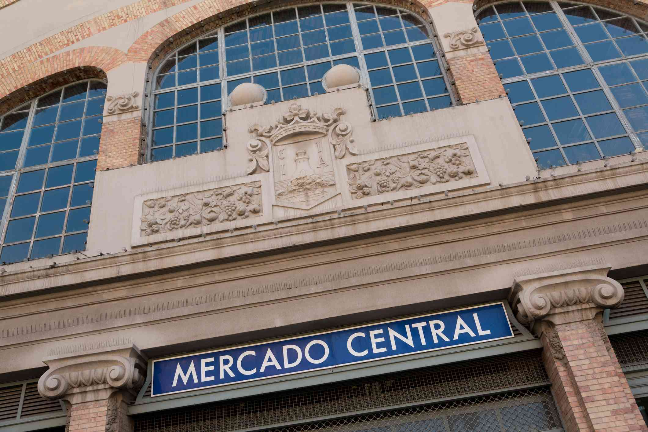 Spanish Central Market