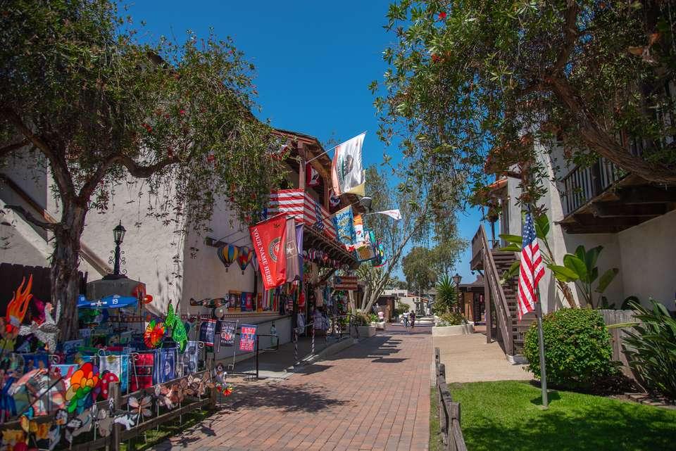 Seaport Village en San Diego