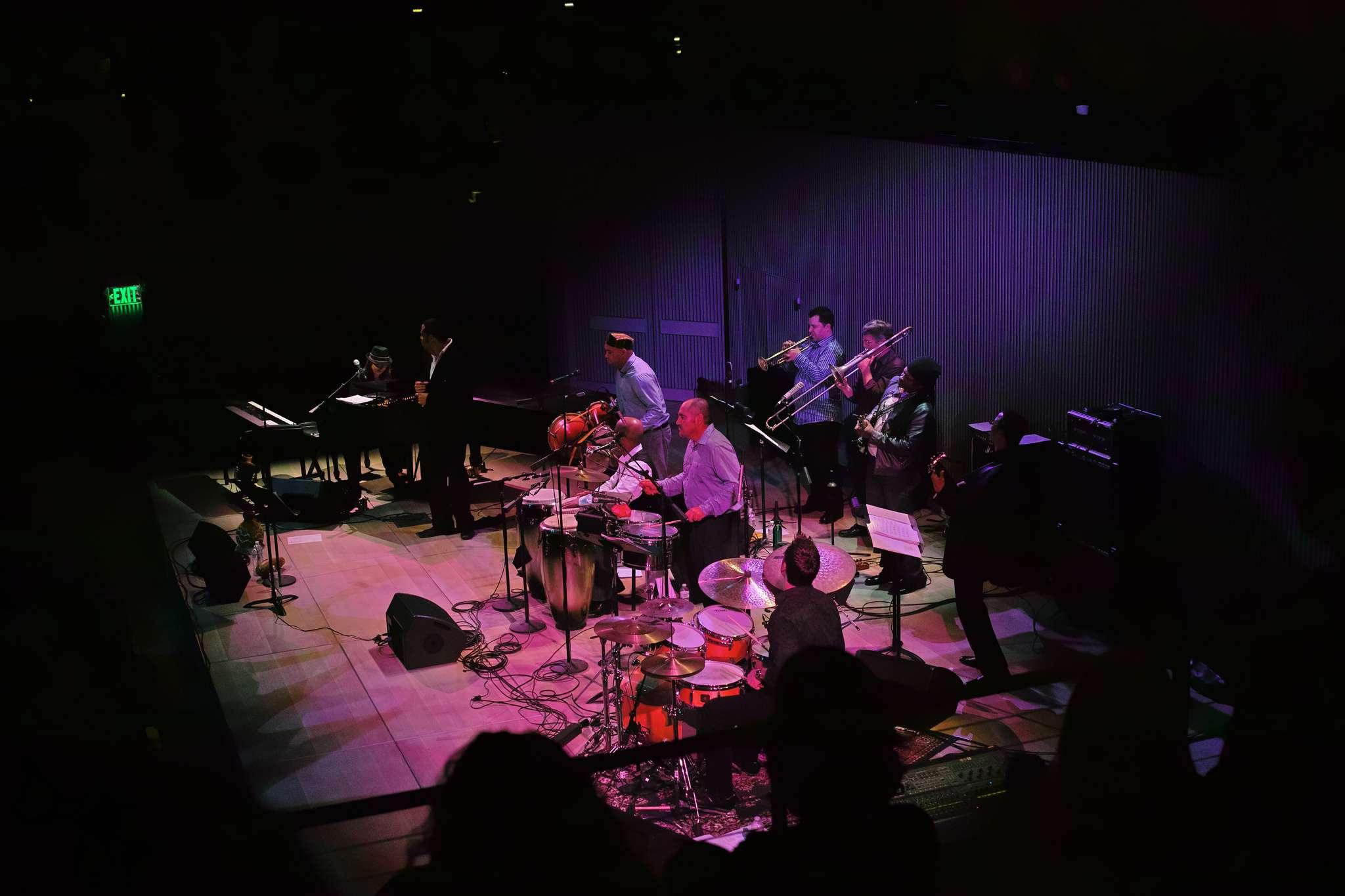 SF Jazz Center Afro & Cuban Night