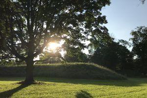 Ohio Indian Mound