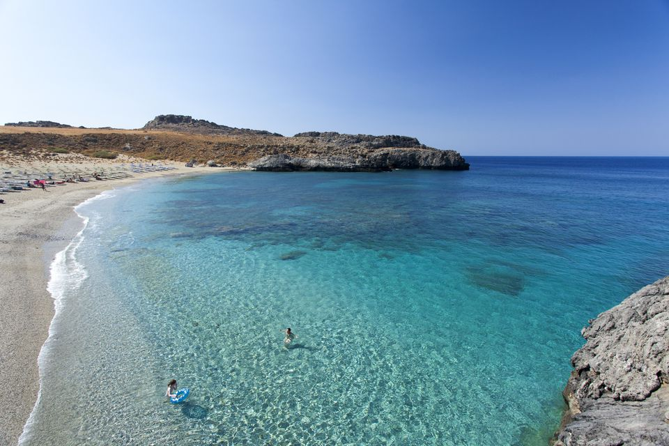 Are There Sharks in Greece?
