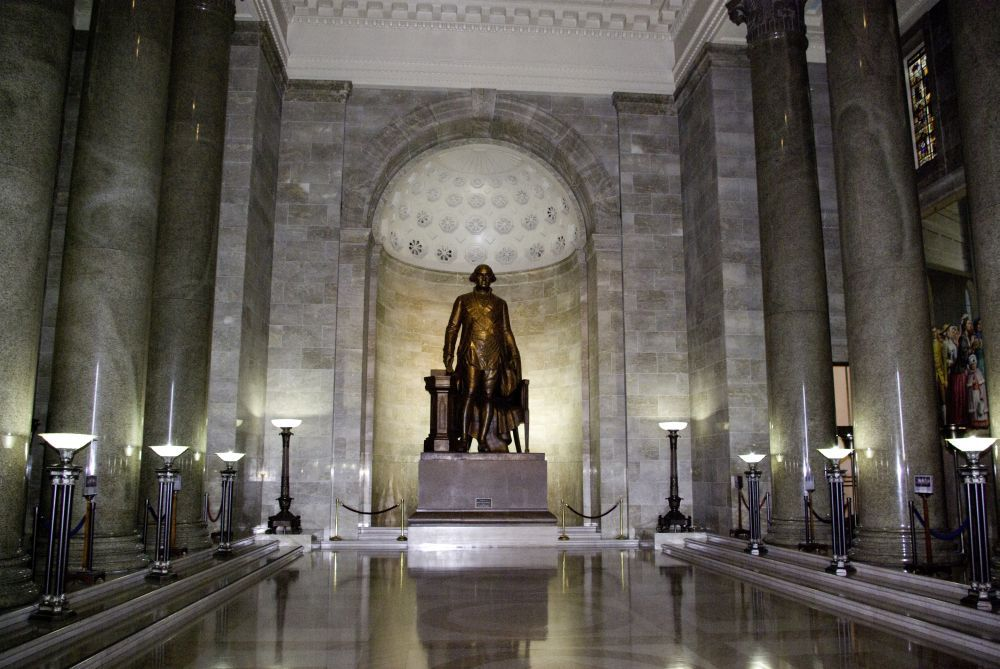 George Washington Masonic Memorial Alexandria Virginia