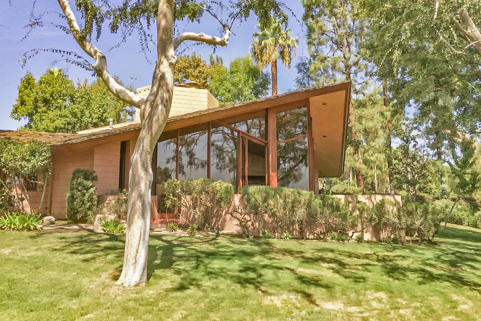 Ablin House, Bakersfield
