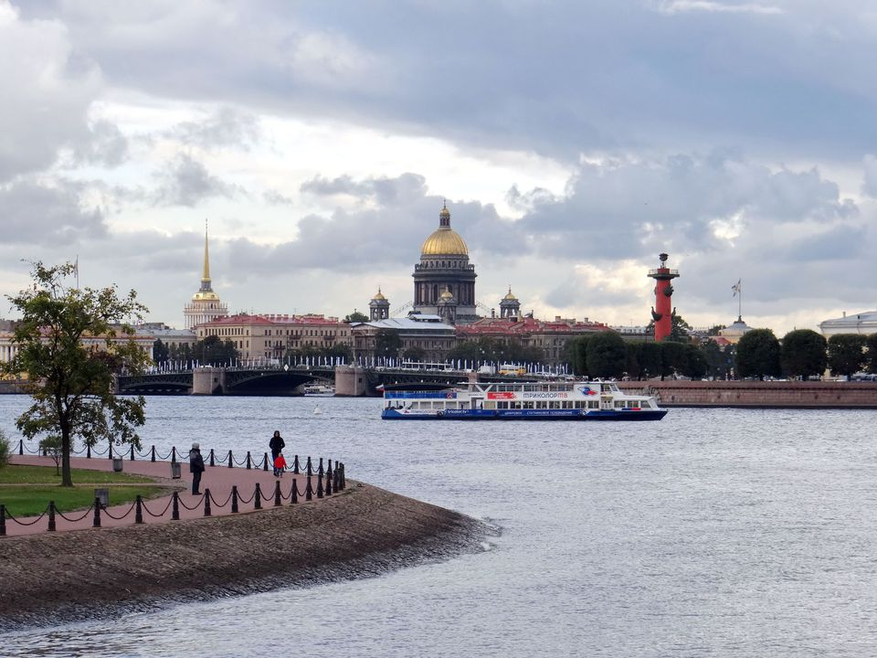 Viking River Cruises - St  Petersburg to Moscow Cruise